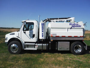 HYDRO VAC TRUCK FOR SALE