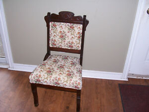 Antique Eastlake Chair in Excellent Condition