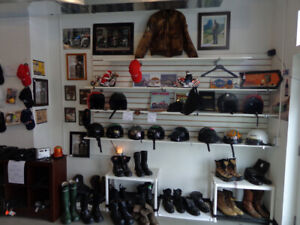Motorcycle jackets, Chaps, Helmets, Gloves & Harley parts