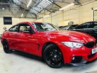 2013 BMW 4 Series 2.0 420d M Sport Coupe 2dr Diesel Automatic (124 g/km,