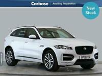 2019 Jaguar F-Pace 2.0d R-Sport 5dr Auto AWD- SUV 5 Seats SUV Diesel Automatic
