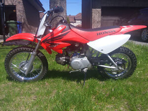 Honda CRF 70 2007 for Sale