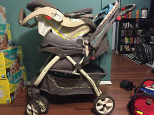 Baby Trend Stroller and Car Seat Combo Cambridge Kitchener Area image 1