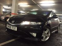 2009 Honda Civic type s GT 2.2 diesel immaculate condition
