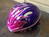 Girls youth helmet