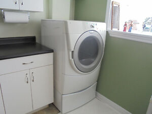Dryer with stand