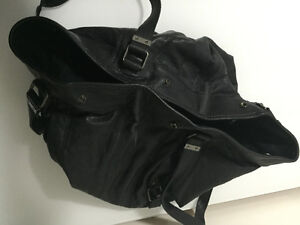Diesel Purse - Black Leather Strathcona County Edmonton Area image 5