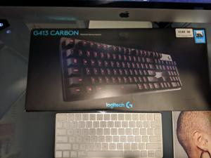 Logitech G413 Carbon Mechanical Keyboard