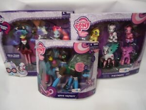My little pony Toys R us exclusives retired new in box MLP Queen