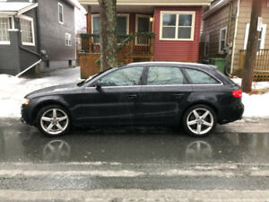 2011 Audi A4 Avant Premium Plus - fully loaded