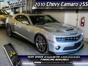 2010 Chevrolet Camaro 2SS ZL550 Supercharged  - $316.79 B/W  - L