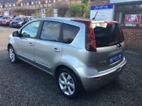 Nissan Note 1.5 DCi Turbo Diesel (86 BHP) Techna 5 Door MPV