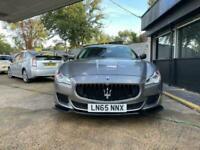 2015 Maserati Quattroporte V6d 4dr Auto SALOON Diesel Automatic