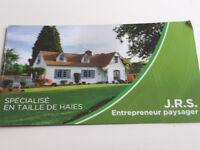 Jrs entrepreneur paysagement