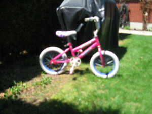child bike very good condition