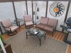Patio furniture pending