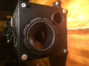 Complete home theatre speaker system