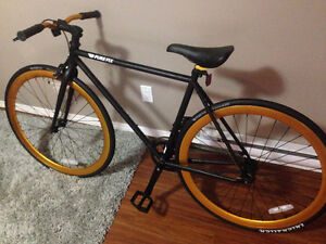 2 - Pure Fix Single Speed Bikes Ridden ONCE!!