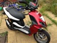 Piaggio NRG 70cc Athena project like Gilera runner dna zip