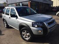 Land Rover Freelander 2.0Td4 2006 Adventurer DIESEL 4X4 65000 MILES***