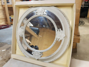 French provincial style mirror