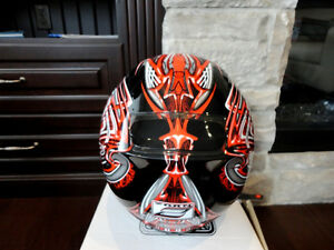 Zoan Revenge Helmet Size XS Red w/4 Visors Included!! Brand New Kitchener / Waterloo Kitchener Area image 6