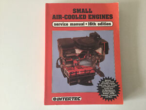 Small Air-Cooled Engine Manual Stihl Husqvarna Honda B&S Kohler
