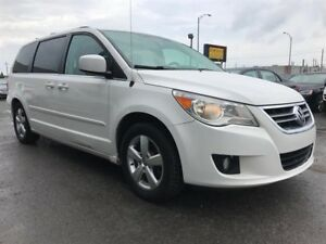 2010 Volkswagen Routan SEL Highline 7 pass., FINANCEMENT MAISON