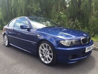 BMW 325 CI SPORT COUPE AUTO WILLIAMS F1 LIMITED EDITION IMMACULATE CAR