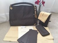 Louis Vuitton Artsy Empreinte in Ombre and matching Secret Wallet