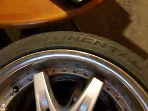 Motegi wheels and tires for sale Regina Regina Area image 2