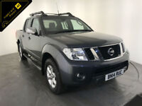 2014 NISSAN NAVARA TEKNA DCI DIESEL AUTOMATIC 1 OWNER SERVICE HISTORY FINANCE PX