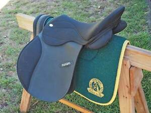 """Brand new Maxam 14"""" pony saddle and all things pony for sale Samford Valley Brisbane North West Preview"""