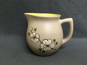 Collectible Antique Small Pottery Pitcher