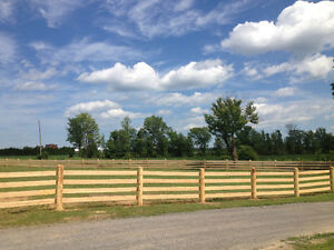 Agriculture Fencing Installation - Many Styles