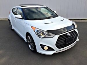 2015 Hyundai Veloster Tech Turbo 6 Speed