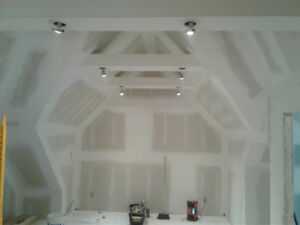 Drywall and Taping over 30 years experience