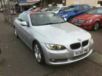 2009 BMW 3 Series 320d SE Highline 2dr CONVERTIBLE Diesel Manual