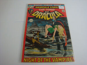 Tomb of Dracula #1 Marvel Comics 1970
