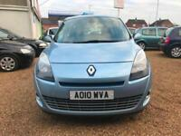 2010 Renault Grand Scenic 1.5dCi ( 106bhp ) Dynamique Tom Tom Low miles 88k