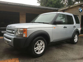 Land Rover Discovery 3