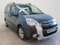 Citroen Berlingo Multispace Wheelchair Accessible WAV Disability Car.