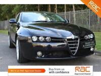 2007 57 ALFA ROMEO 159 2.4 JTDM LUSSO 4D 210 BHP DIESEL