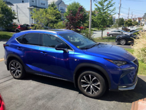 Incredible deal! Low low mileage! - Lexus NX200t FSport 2016