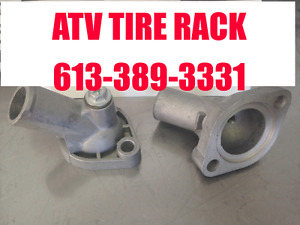 Can-Am ALUMINUM water necks (2) in Canada at ATV TIRE RACK