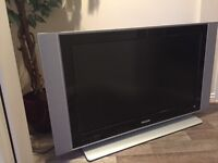 "Philips 37"" flat screen TV"