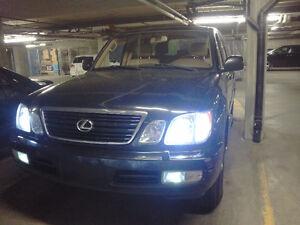 1999 Lexus LX SUV