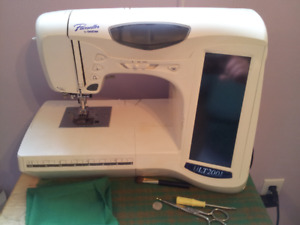 for sale sewing / embroidery machine