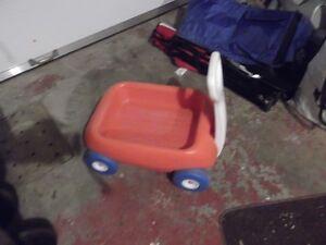 Little Tikes wagon $12