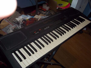 Kawai PXG 30 Digital Piano and stand for a double tier key. stnd